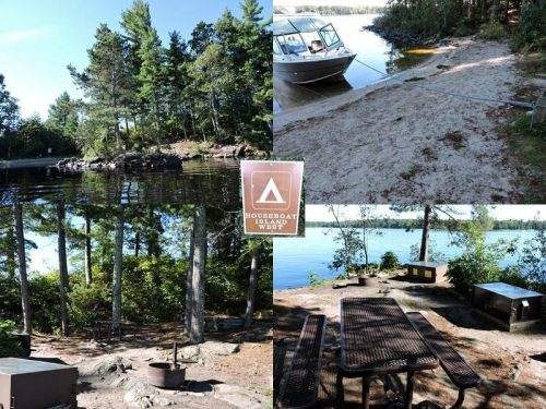 Frontcountry Camping in Voyageurs National Park